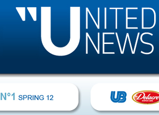 United Biscuit : newsletter interne